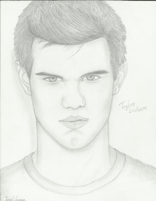Taylor Lautner by Anngie